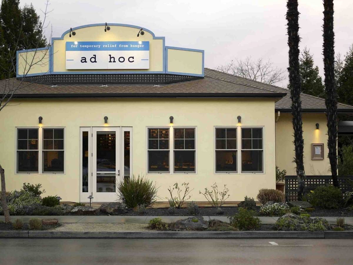 7 yountville restaurants you need to visit right now - Ad hoc gijon ...