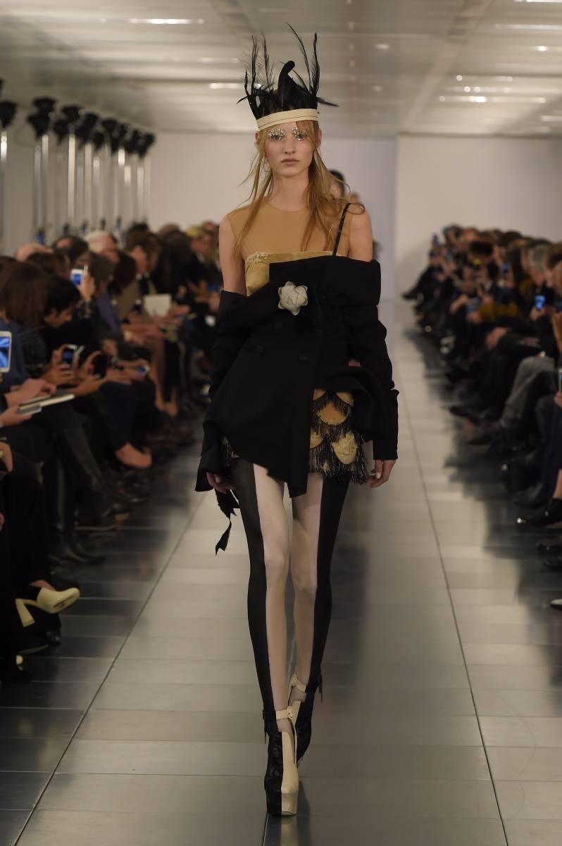 Maison Margiela fashion show Jan 2015