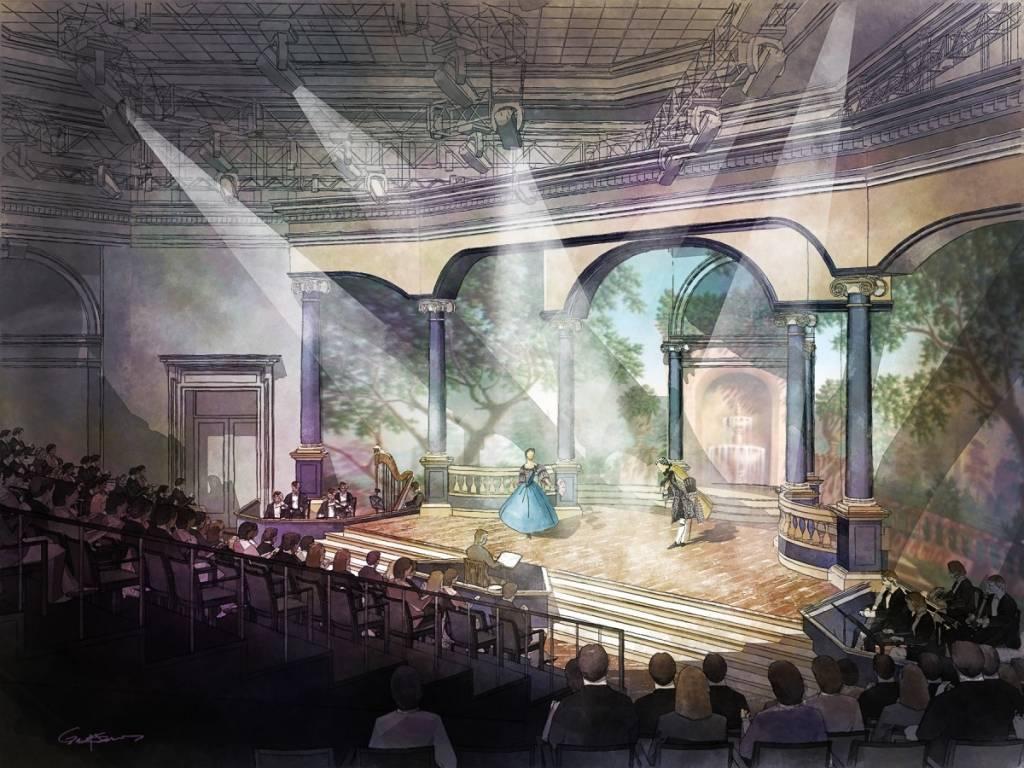 The Diane B. Wilsey Center for Opera