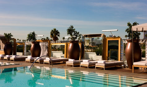 Haute 5 Pools: Take a Dip In LA