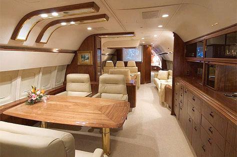 Donald Trump 39 S Boeing 727 100 For Sale Haute Living