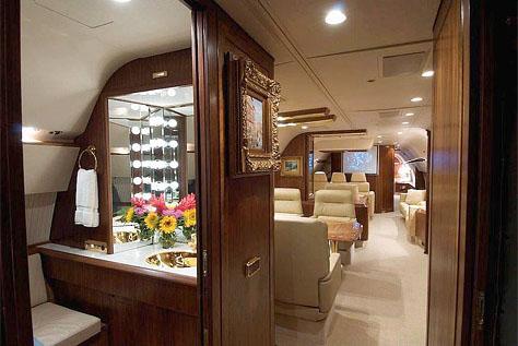 Donald Trump S Boeing 727 100 For Sale Haute Living