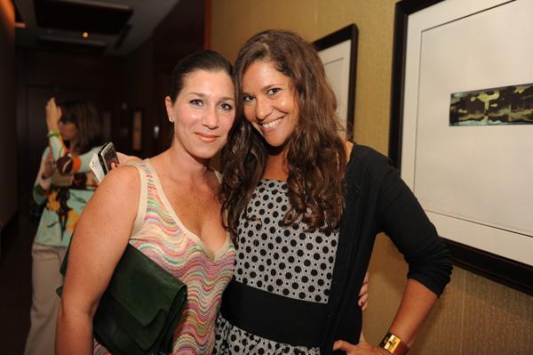 Erika Koopman and Vanessa Poskanzer