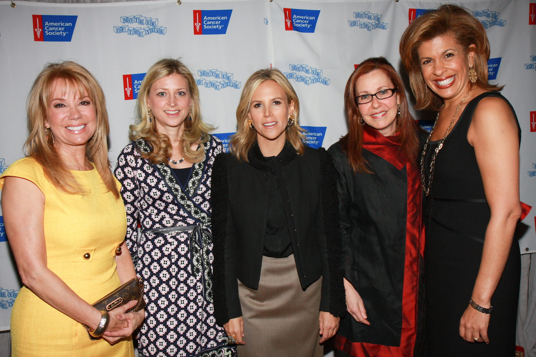 American Cancer Society Honors Tory Burch at Mother of the Year Luncheon