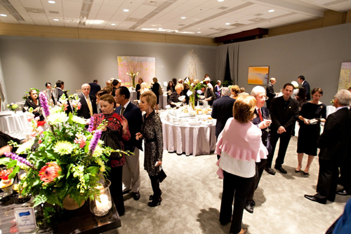 High Attendance, Fabulous Spread and Increased Sales Marked the American International Fine Art Fair in Palm Beach