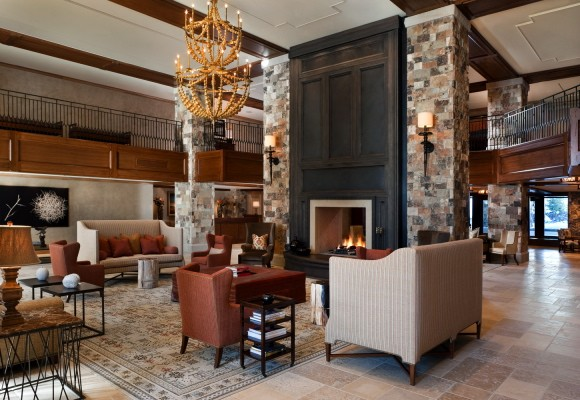 St. Regis Deer Crest Resort Now Open